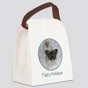 xmas18 Canvas Lunch Bag