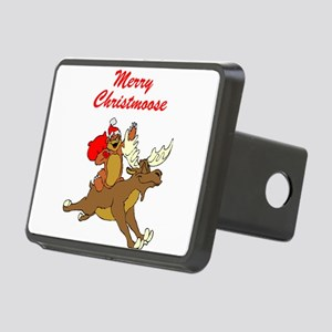 christmoose Rectangular Hitch Cover