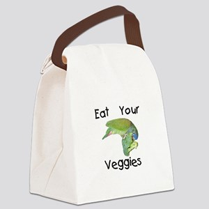 veggiesbib Canvas Lunch Bag