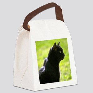 cattile6 Canvas Lunch Bag