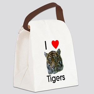 lovetigers Canvas Lunch Bag