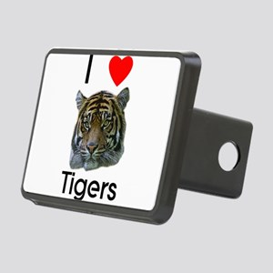 lovetigers Rectangular Hitch Cover