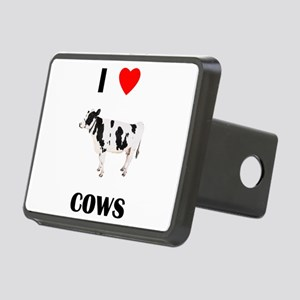 lovecows Rectangular Hitch Cover