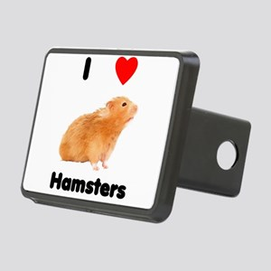 lovehamsters Rectangular Hitch Cover
