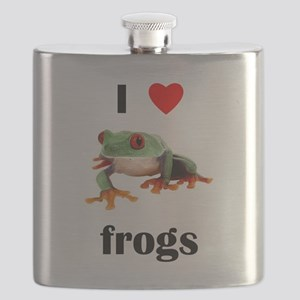 lovefrogs Flask