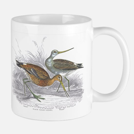 Black Tailed Godwit Mug