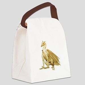 goldzdragon1-t Canvas Lunch Bag