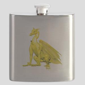 yellowzdragon1-t Flask