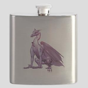 lightpurplezdragon1-t Flask