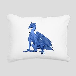 lightblzdragon-t Rectangular Canvas Pillow