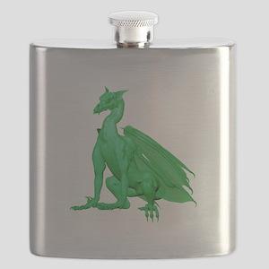 greenzdragon1-t Flask