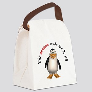 penguinmademe Canvas Lunch Bag