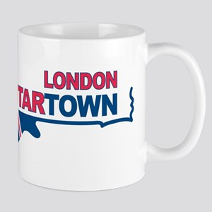 Guitar London Mugs