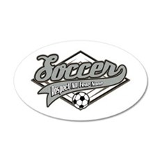 Soccer Respect Wall Decal