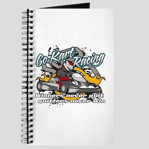 Go Kart Winner Journal