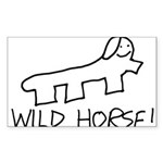 WH3 Sticker (Rectangle 50 pk)