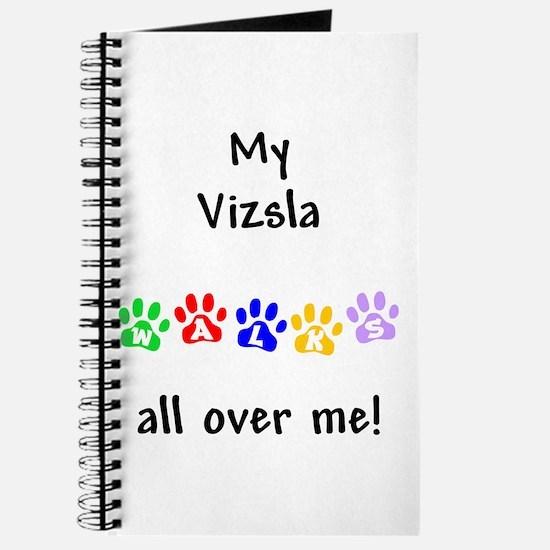 Vizsla Walks Journal