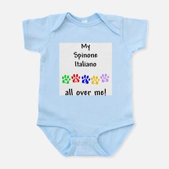 Spinone Italiano Walks Infant Creeper