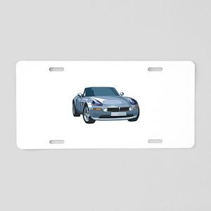 Car Aluminum License Plate