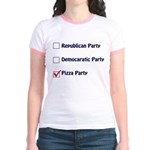 Political Parties Jr. Ringer T-Shirt
