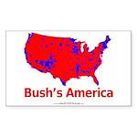 Shirt_BushsAmerica_01    Sticker (Rectangle 10 pk)