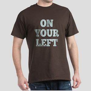 OYL_White.psd Dark T-Shirt