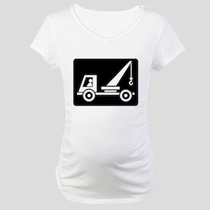 Car Maternity T-Shirt