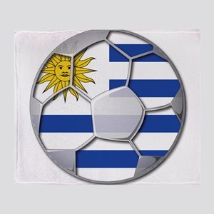 Uruguay Flag World Cup Futbol Soccer Football Bal