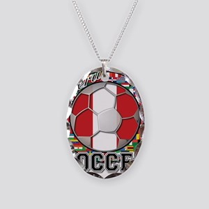 Peru Flag World Cup Soccer Ball with World Flags N