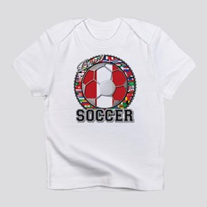 Peru Flag World Cup Soccer Ball with World Flags I