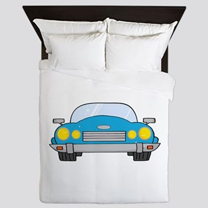 Car Queen Duvet