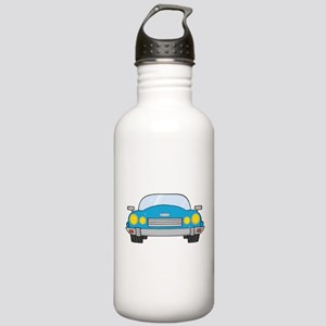 Car Stainless Water Bottle 1.0L