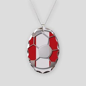 Peru Flag World Cup Futbol Soccer Football Ball Ne