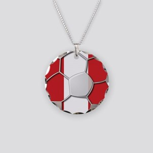 Peru Flag World Cup Futbol Soccer Football Ball Ne