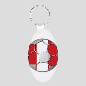 Peru Flag World Cup Futbol Soccer Football Ball Al