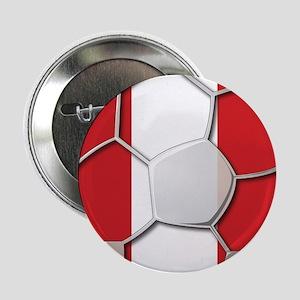 Peru Flag World Cup Futbol Soccer Football Ball 2.