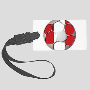 Peru Flag World Cup Futbol Soccer Football Ball La