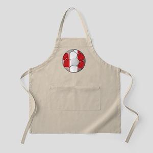 Peru Flag World Cup Futbol Soccer Football Ball Ap