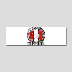 Peru Flag World Cup Futbol Ball with World Flags C