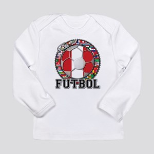 Peru Flag World Cup Futbol Ball with World Flags L