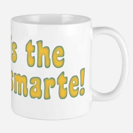 Blonde is the New Smarte Mug