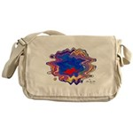 Positive Infusion Messenger Bag