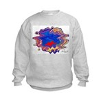 Positive Infusion Kids Sweatshirt