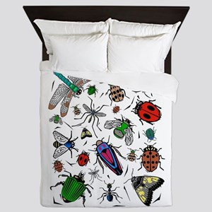 Bugs Queen Duvet