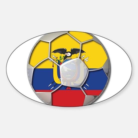 Ecuador Soccer Ball Car Accessories   Auto Stickers, License Plates ...