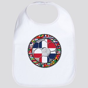 Dominican Republic Flag World Cup Futbol Soccer Fo