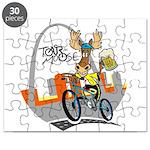 tour de moose Puzzle