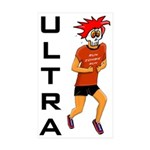 ultrazombie Sticker (Rectangle 10 pk)