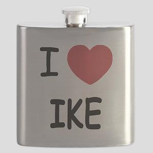 i heart ike Flask
