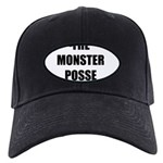 Monster Posse Black Cap